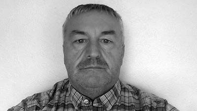 Graeme Golding - Arboricultural Manager