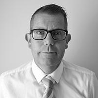 Nick Upton - Customer Liaison Officer